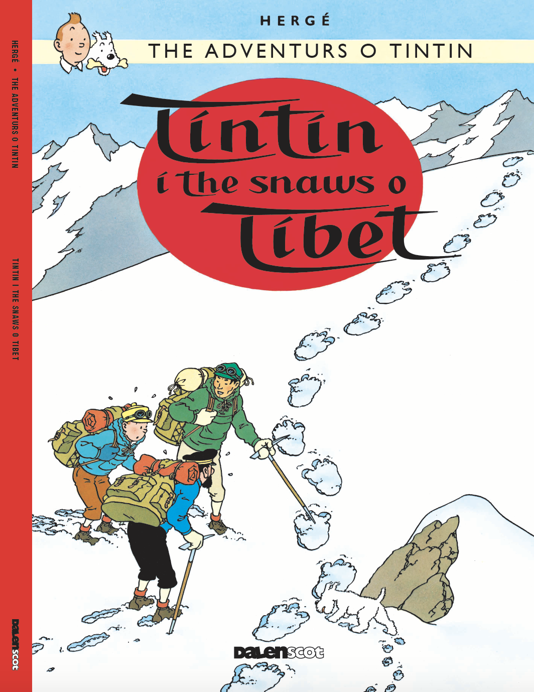 Tibet cover